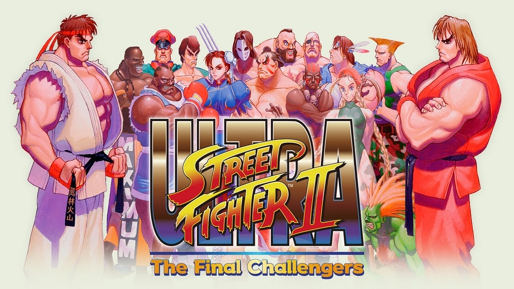 Une image de Ultra Street Fighter II: The Final Challengers