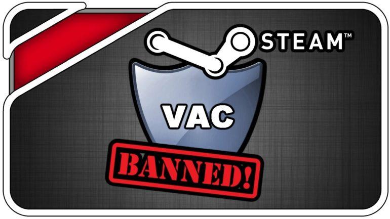 Steam VAC ban
