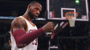 jeux de sport NBA Live