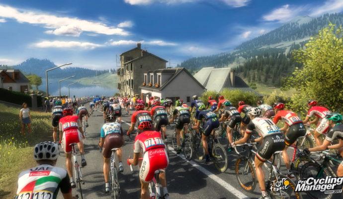 jeux de sport Pro Cycling Manager