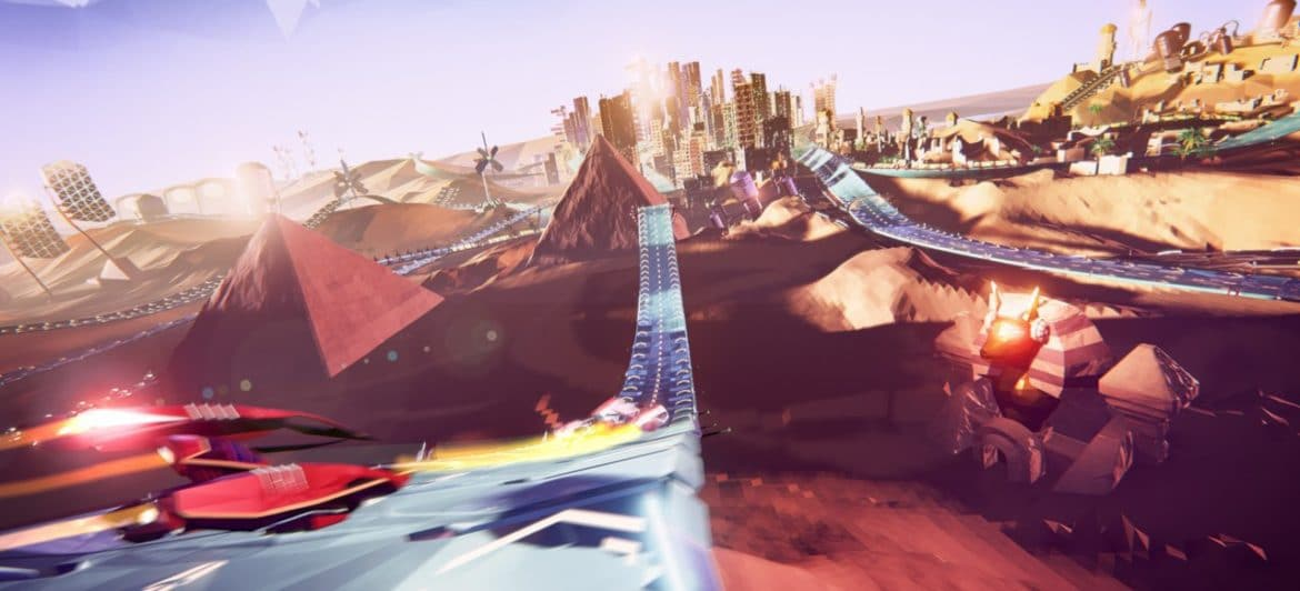 Redout paysage