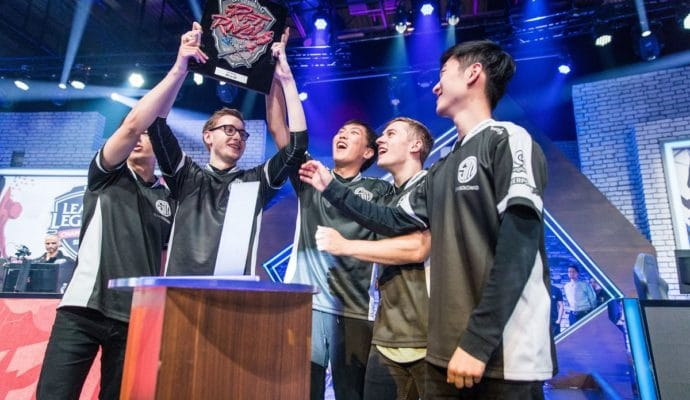 Rift Rivals League of Legends TSM