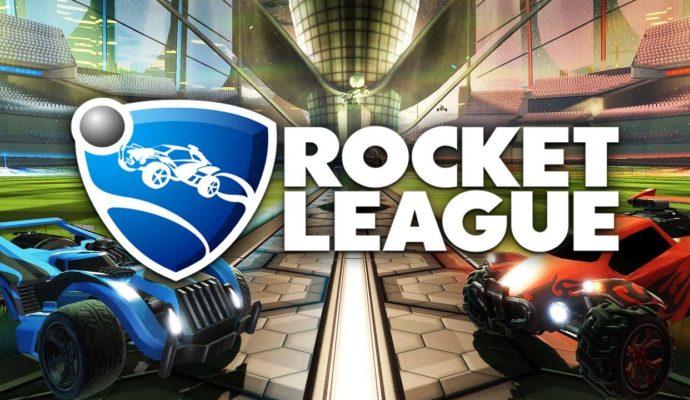 jeux de sport Rocket League