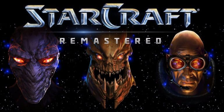 StarCraft Remastered titre