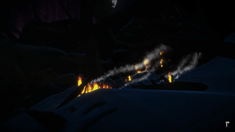 The Long Dark crash