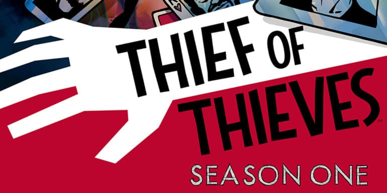 Thief of Thieves - titre