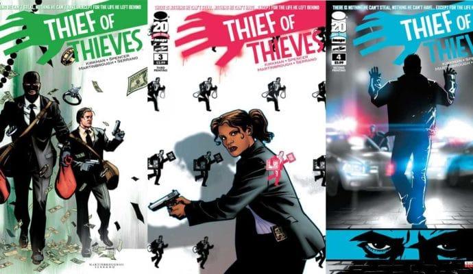 Thief of Thieves - comics