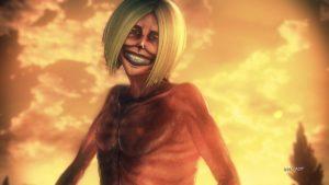 Attack on Titan 2 Sylvie Vartan est contente aussi