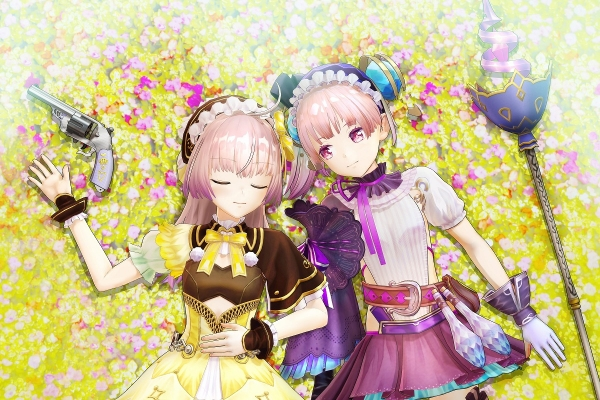 Atelier Lydie & Suelle: Alchemists of the Mysterious Painting Lydie et Suelle