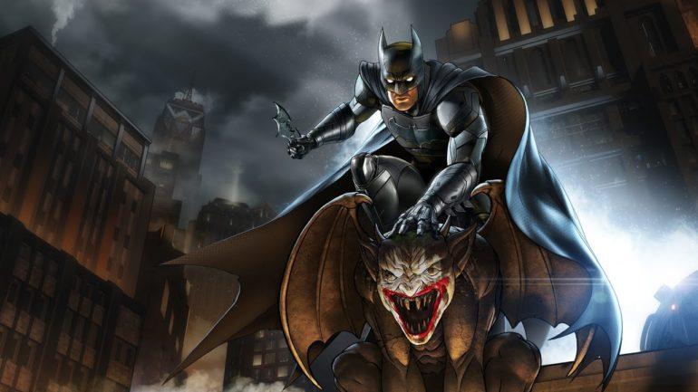 Batman: The Enemy Within Cette image est cool