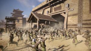 Dynasty Warriors 9 mission belier