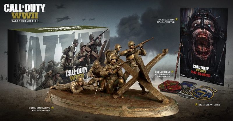Call of Duty: WWII collector