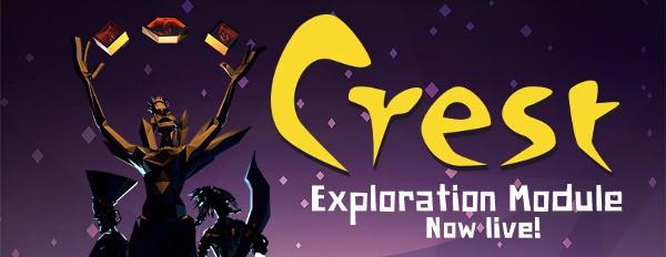 Crest exploration module