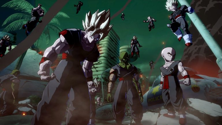 Dragon Ball FighterZ mode histoire