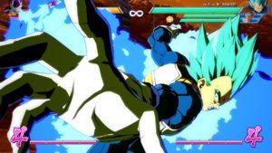 Dragon Ball FighterZ Vegeta