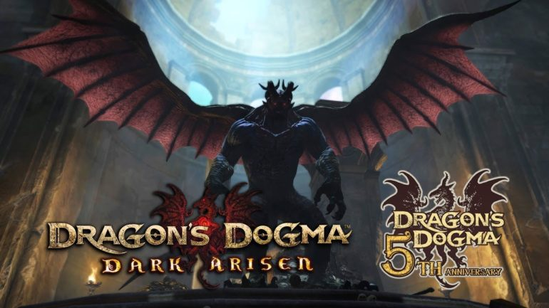 Dragon's Dogma: Dark Arisen le voici, le voilà, le Dark Arisen