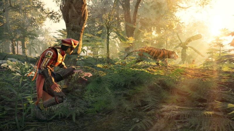 Dynasty Warriors 9 rencontre tigre