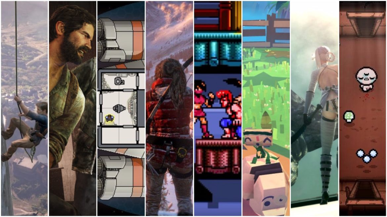 Compilation jeux vidéosaoût 2017