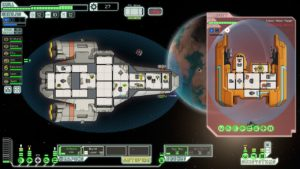 FTL Faster Than Light combat