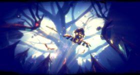 Fe vol dans la forêt