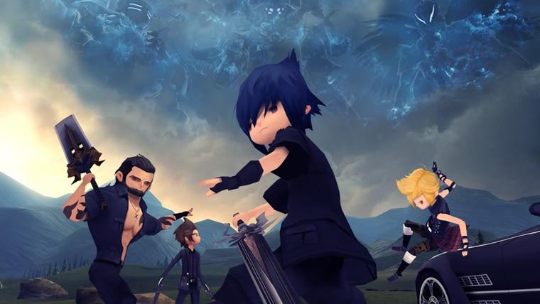 Final Fantasy XV: Pocket Edition Noctis