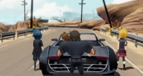 Final Fantasy XV: Pocket Edition mobile