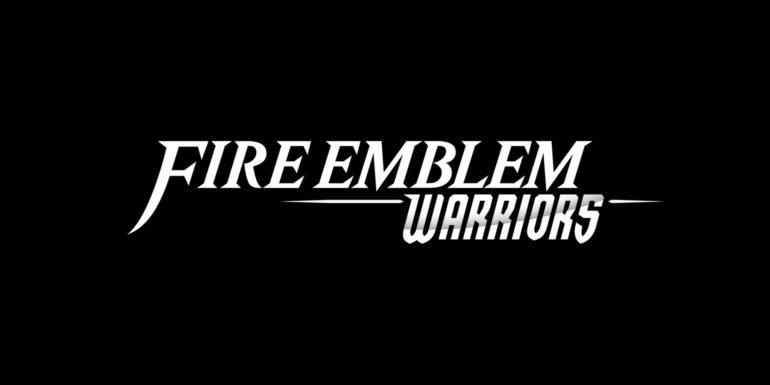 Fire Emblem Warriors title card