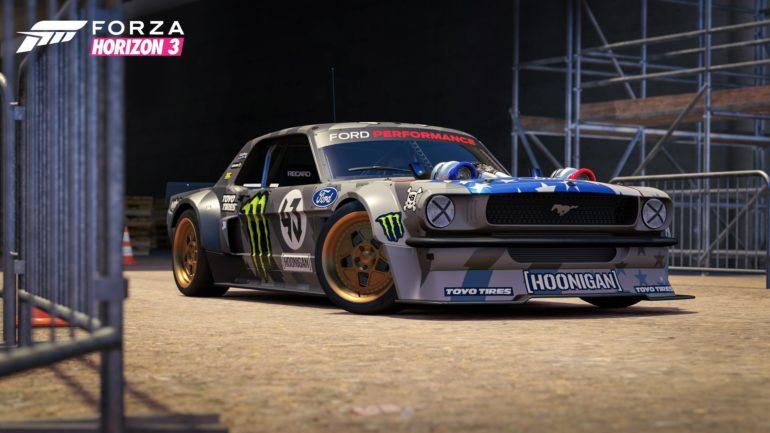Forza Motorsport 7 hoonigan