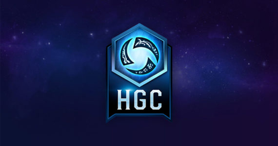Heroes of the Storm logo HGC