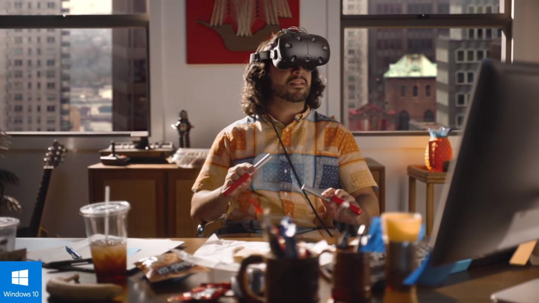 HoloLens stick