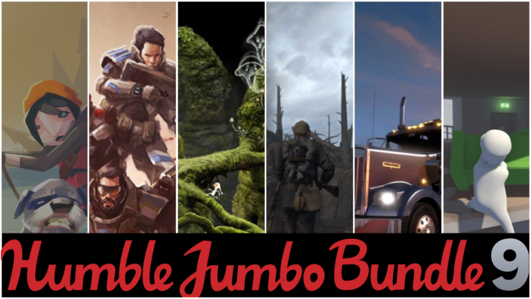 Humble Jumbo Bundle 9 titre jeux