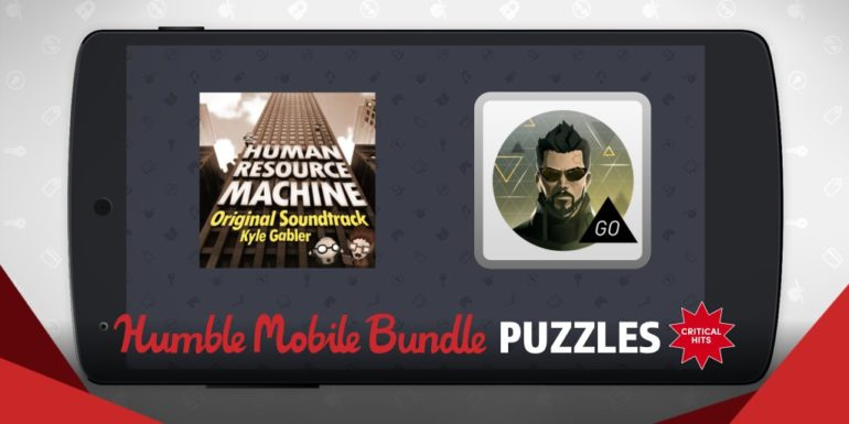 Humble Mobile Bundle: Puzzles titre