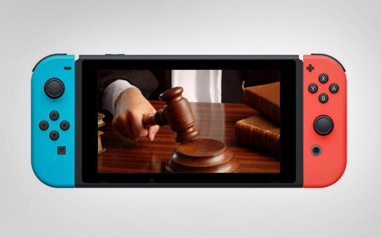 Nintendo Switch justice