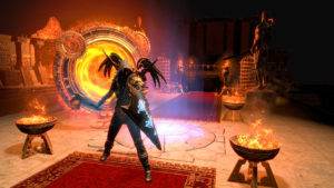Path of Exile: The Fall of Oriath guerrier
