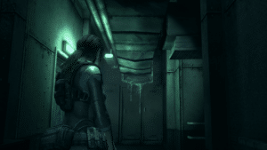 Resident Evil Revelations Jill Conduit