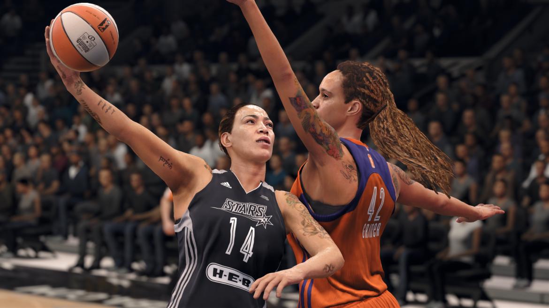 NBA LIVE 2018 WNBA