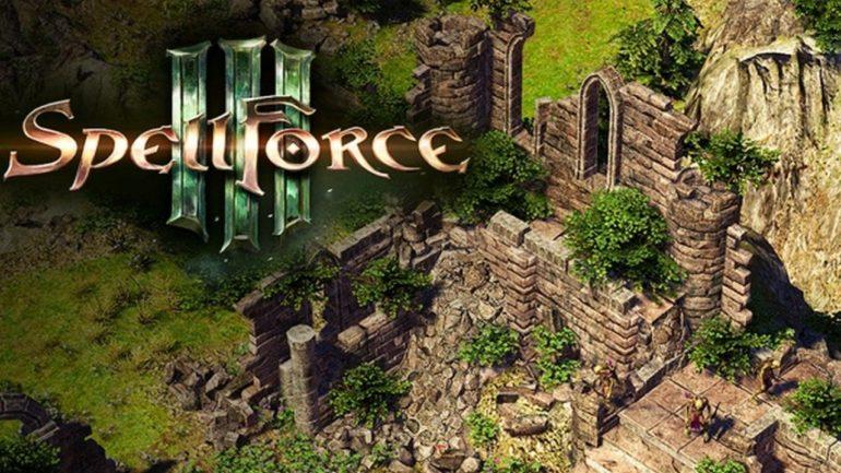 SpellForce III titre