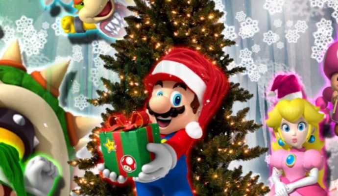 Supa RetroN HD Noël Mario