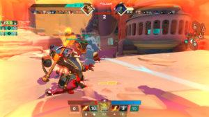 Gigantic combat 1