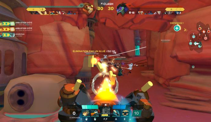 Gigantic combat 2