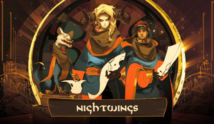 Test Pyre - Nightwings