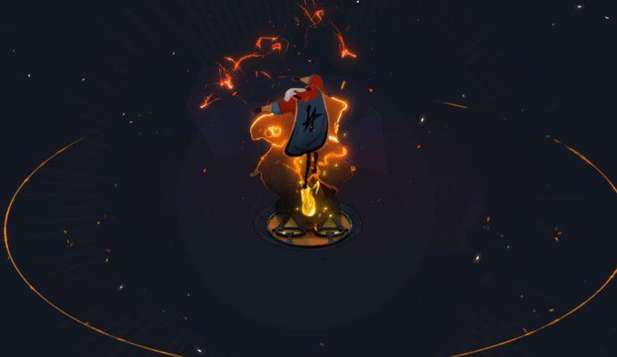 Test Pyre - Plongée dans le feu