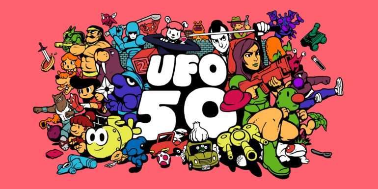 UFO 50 logo