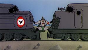 Wolfenstein II: The New Colossus l'ami des trains