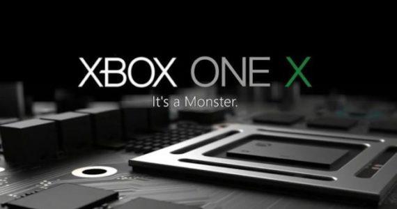 Xbox One X Project Scorpio
