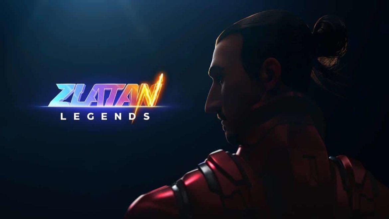 Zlatan Legends logo