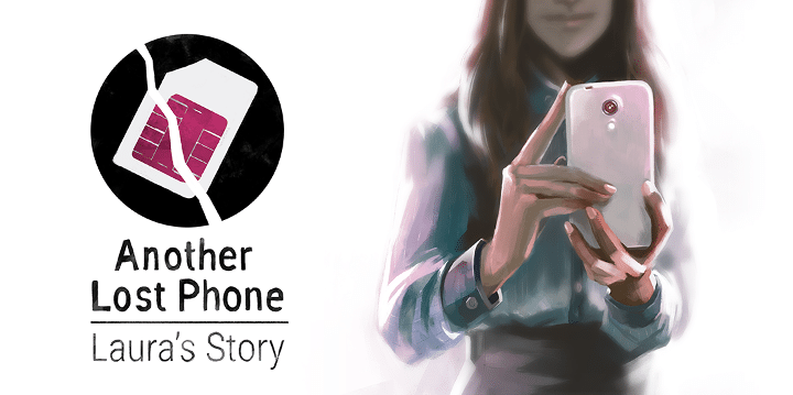 Another Lost Phone: Laura's Story logo