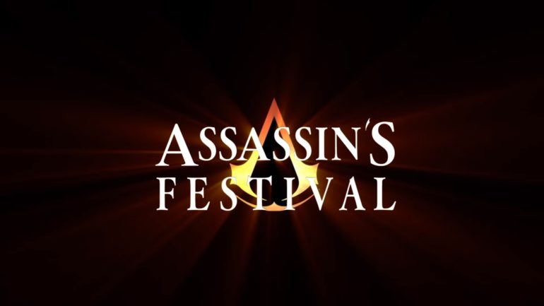 Final fantasy XV assassins festival