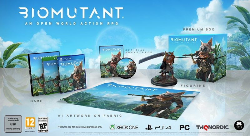biomutant collector