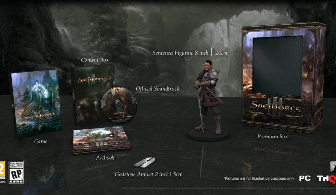 edition collector Spellforce III